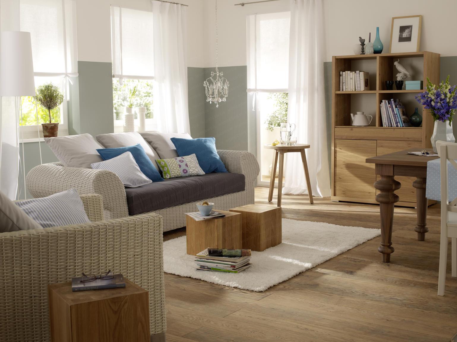 Landhaus Deko und Möbel