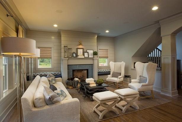 Landhaus deko wohnzimmer