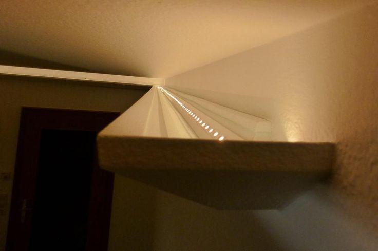 Led Beleuchtung Wohnzimmer Decke 1 LED