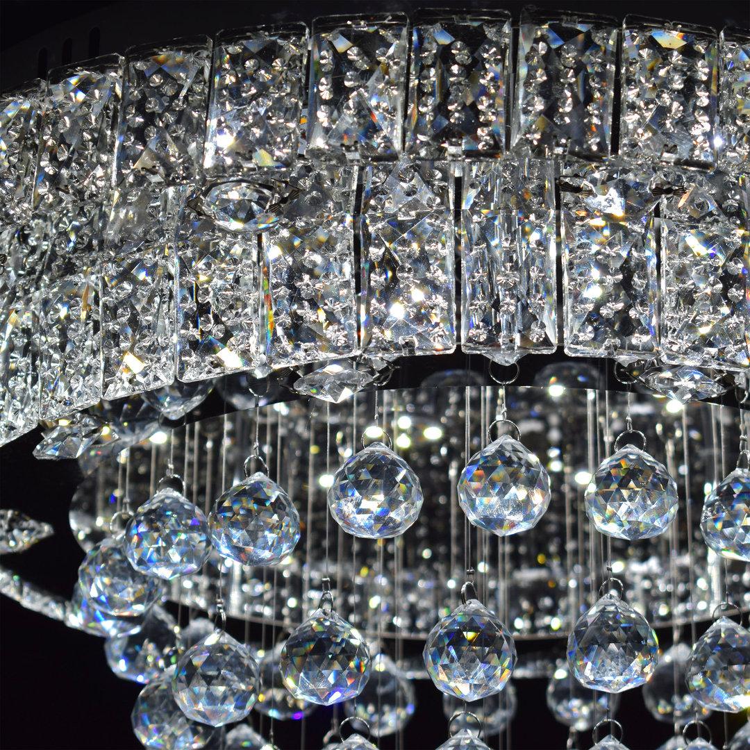 LED Deckenlampe Wohnzimmer Kalt Warm Atris 24