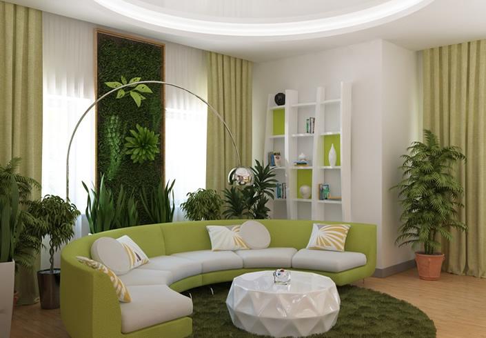LED Ideen Wohnzimmer Beleuchtung