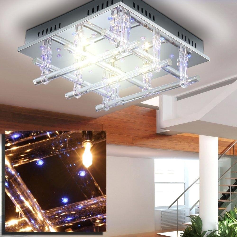 Led Lampen Wohnzimmer Deckenlampen Hausgestaltung Ideen A