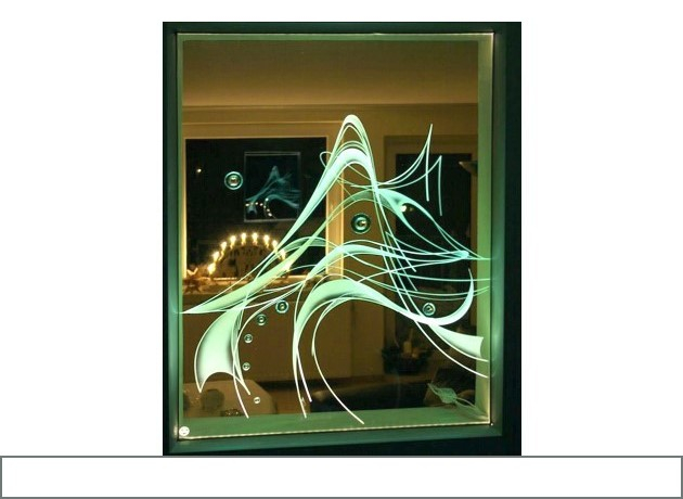 LED Lichtgestaltung Produkte aus Thüringen Fiedler Glas Design