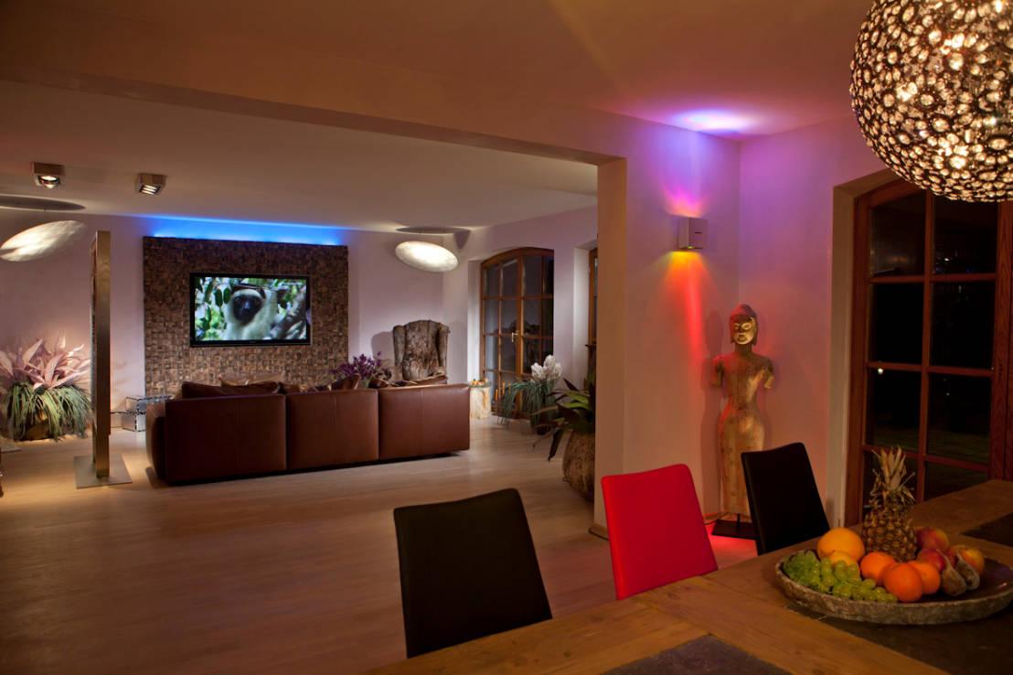Licht Design Die richtige Beleuchtung
