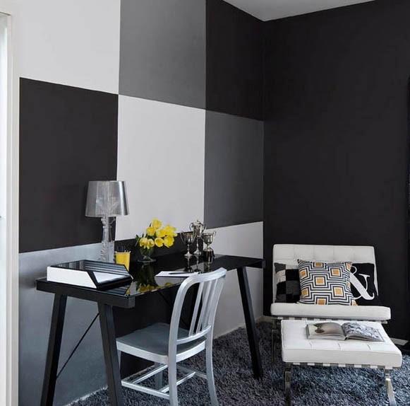 Lieblich Wohnzimmer Graue Wand 4738