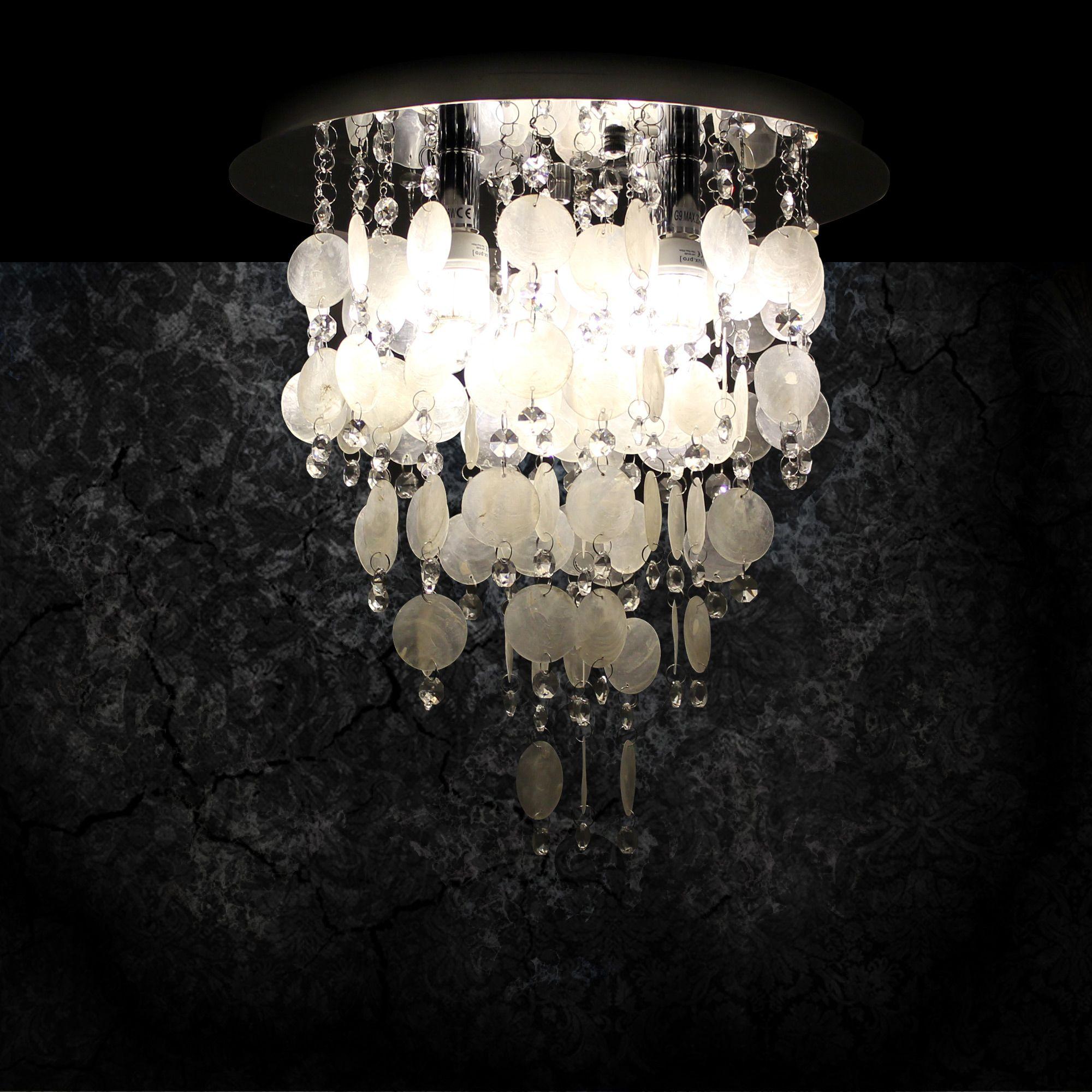 luxo Deckenleuchte Deckenlampe Lampe Leuchte Mesh