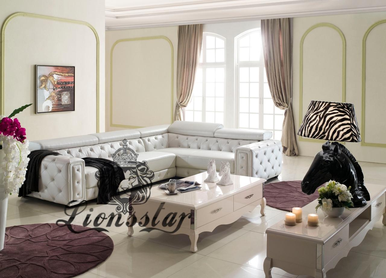 Luxus Sofa ★ Ihr stilvolles Wohnzimmer