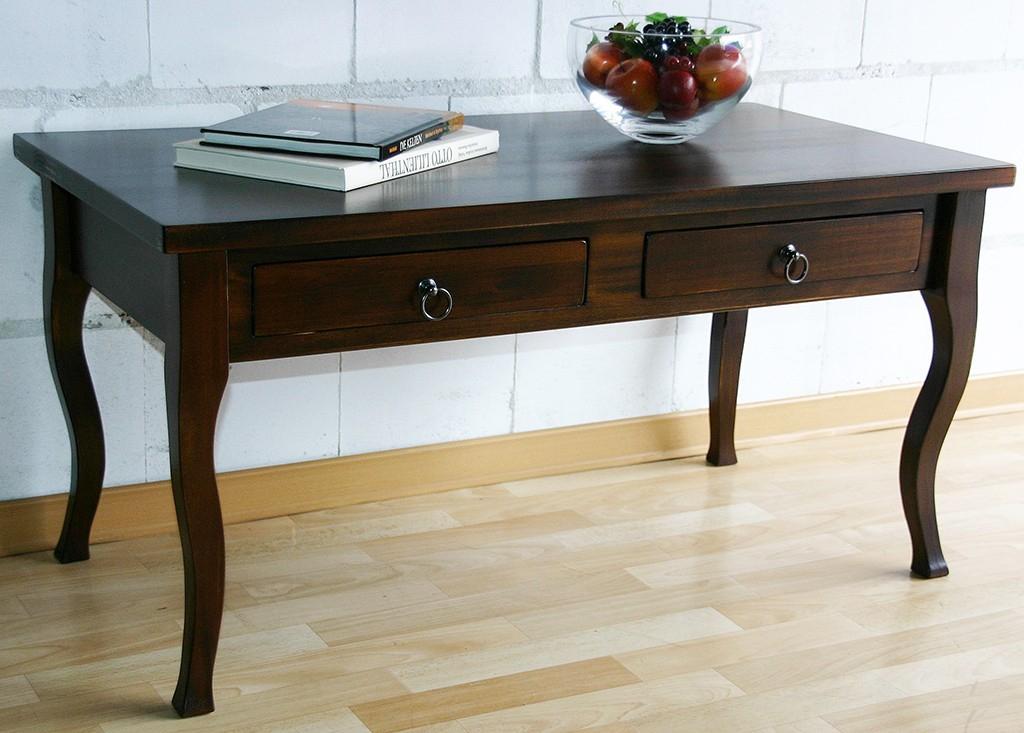 Massivholz Tisch Couchtisch Sofatisch Wohnzimmertisch