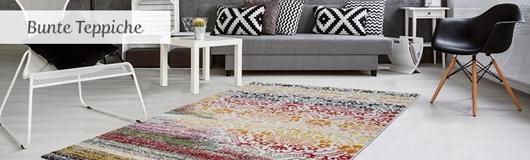 Mehrfarbige und bunte Teppiche online kaufen