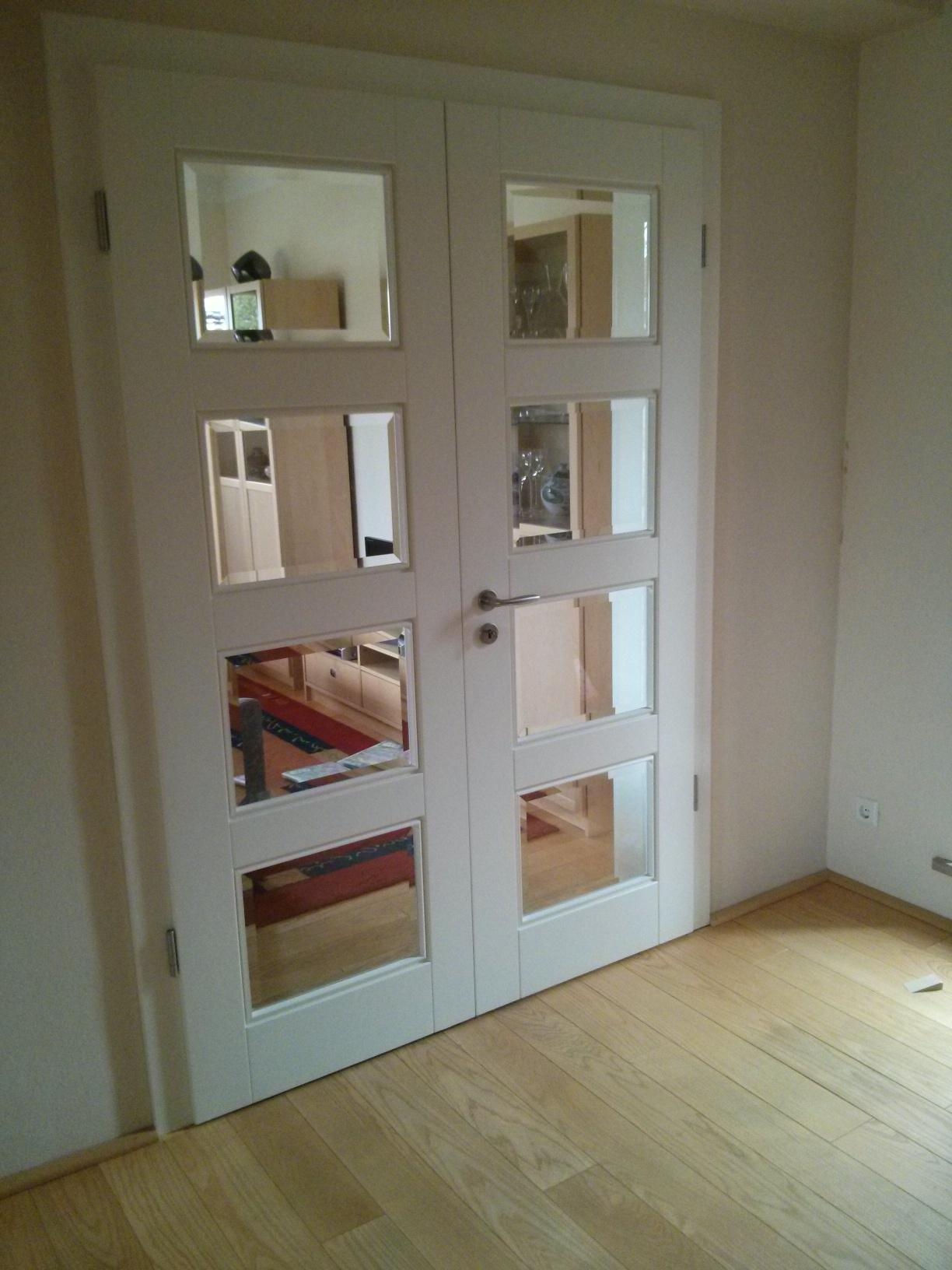 Mein Hausbau Blog Die letzte Tür im Haus