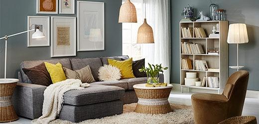 Möbel und Textilien für dein Traum Wohnzimmer – IKEA