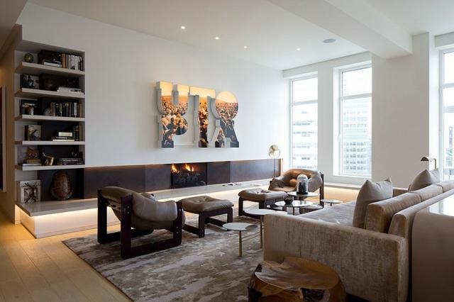 Modern wohnen – 105 Einrichtungsideen für Ihr Wohnzimmer