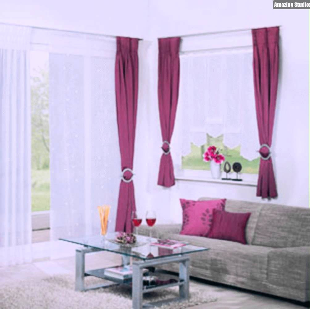 Moderne Gardinen Für Wohnzimmer