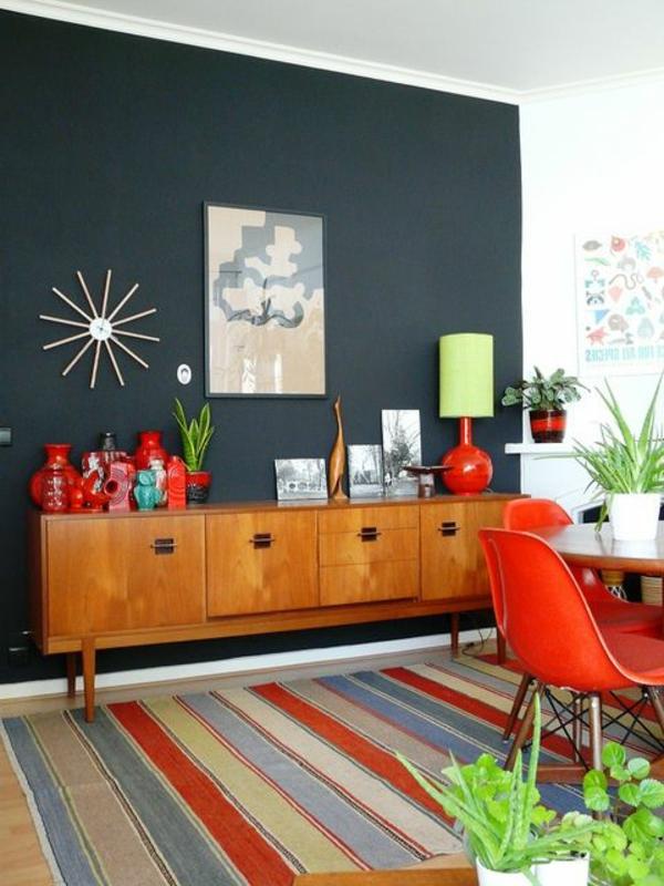 Moderne Wandfarben 40 trendige Beispiele Archzine