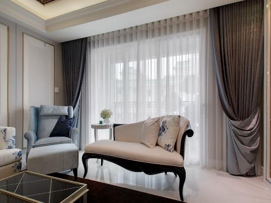 Modernes Design Gardinen Für Wohnzimmer Für Die