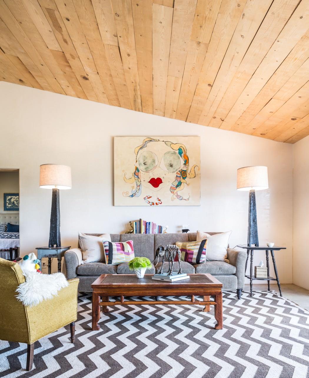 Wohnzimmer Mit Dachschräge Tipps – Wohnzimmermöbel Ideen