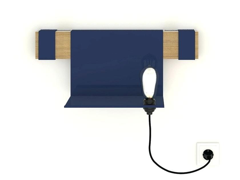Nachttischlampen Wand Nachttischlampe an der wand bett