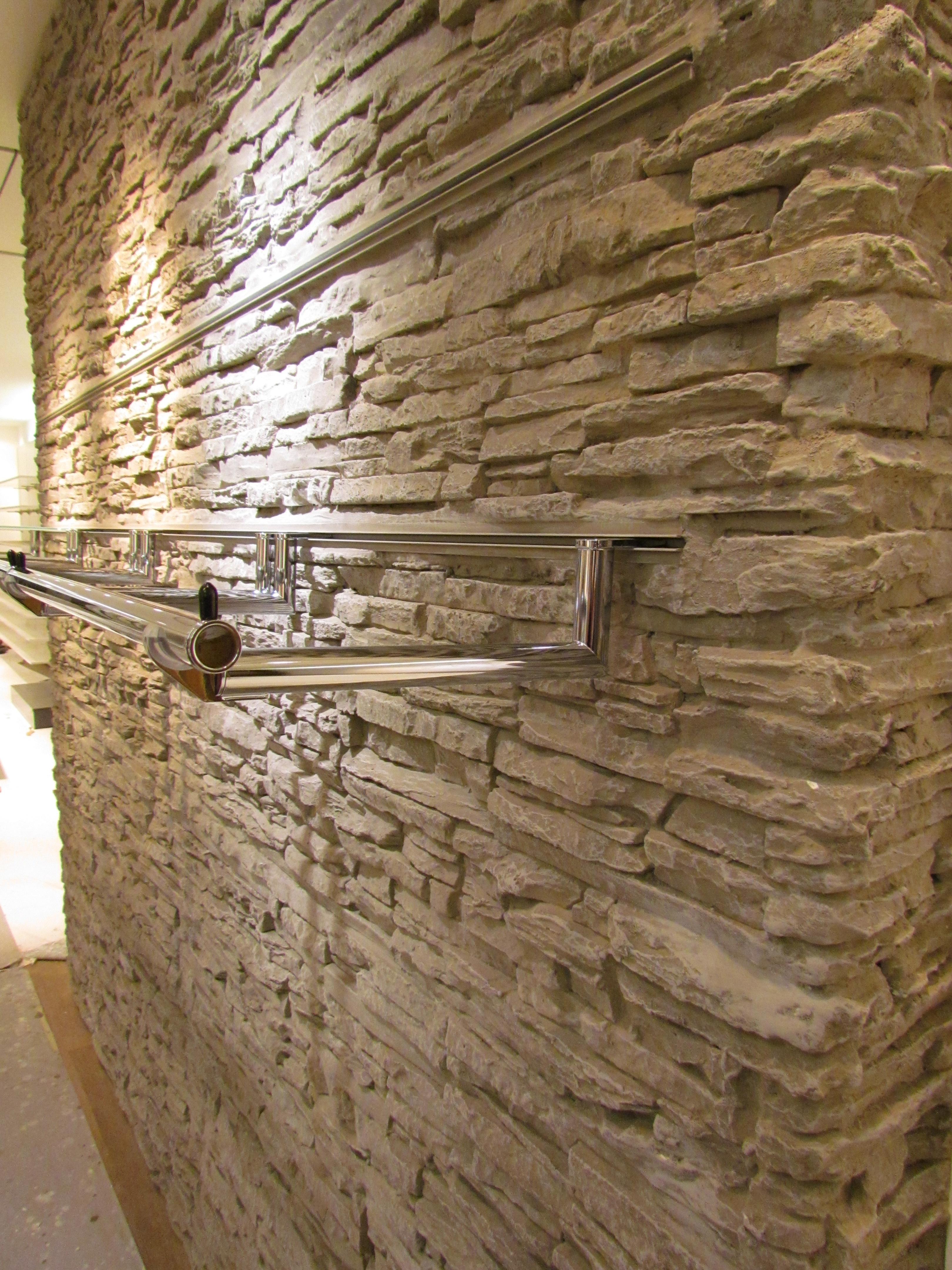 Steinwand Wohnzimmer Selber Machen Tipps