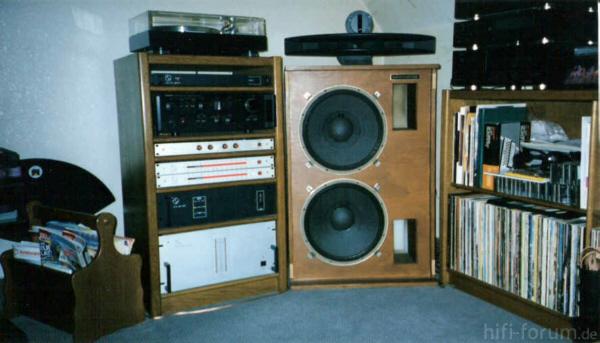 PA Lautsprecher im Wohnzimmer Lautsprecher HIFI FORUM