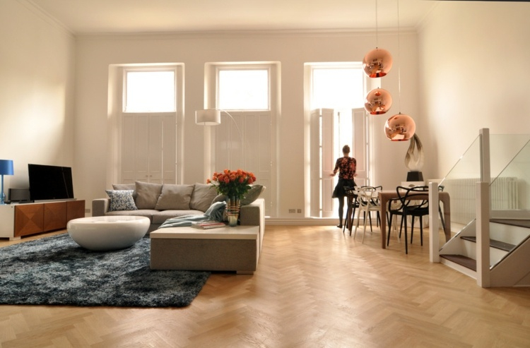 Pendelleuchten Esszimmer Wohnzimmer Essplatz Einrichten
