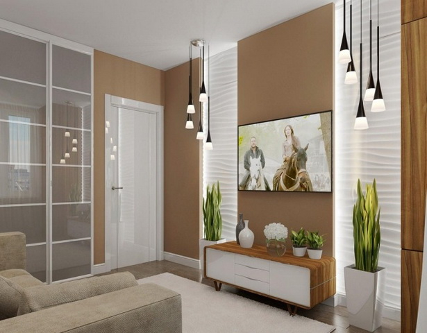 Quadratisches Wohnzimmer Einrichten