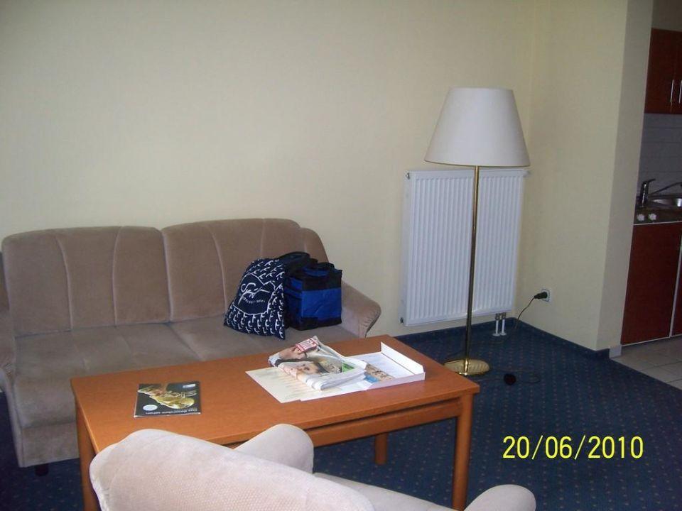 """""""Wohnzimmer"""" Hotel Amadeus Dresden Dresden"""