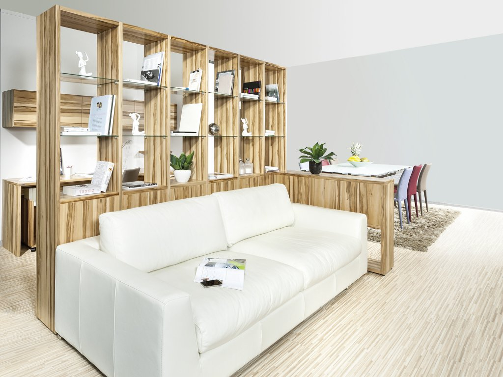 Raumteiler Mit Schreibtisch – Wohn design