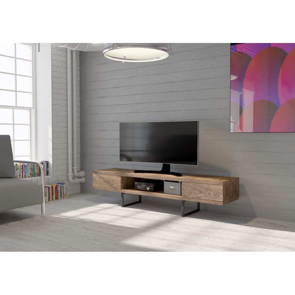 RTV Regal Sideboard Lowboard Anrichte Wohnzimmer TV Möbel