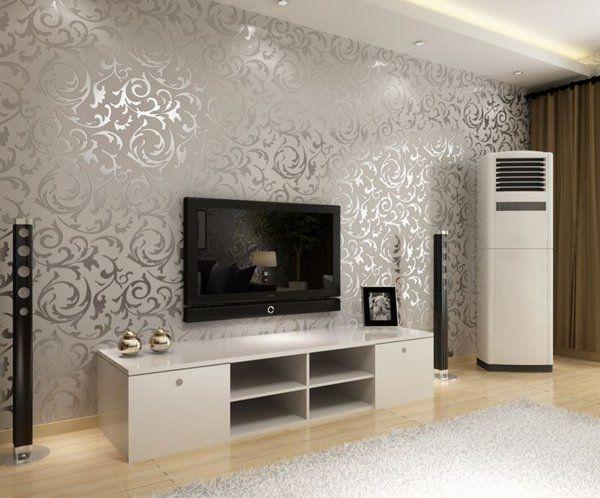 Schön schöne tapeten fürs wohnzimmer Wohnen