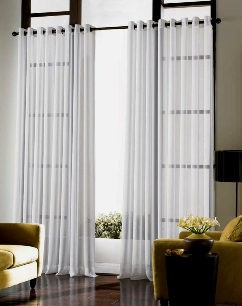 Schöne Vorhänge Für Wohnzimmer