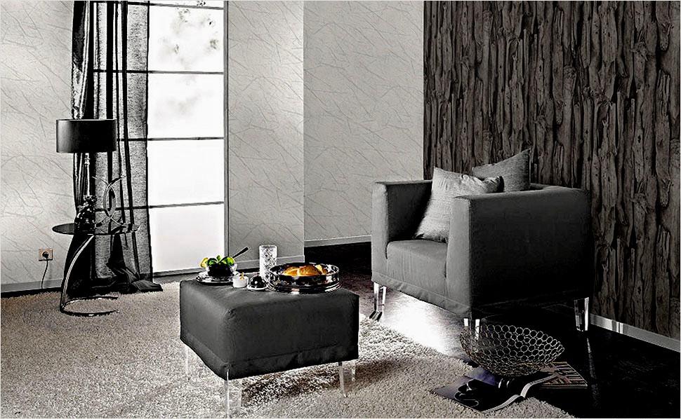 Schönheit Tapetenmuster Wohnzimmer Ist Eine Der Besten