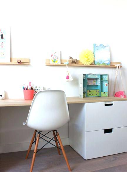 schreibtisch im wohnzimmer – Puggz