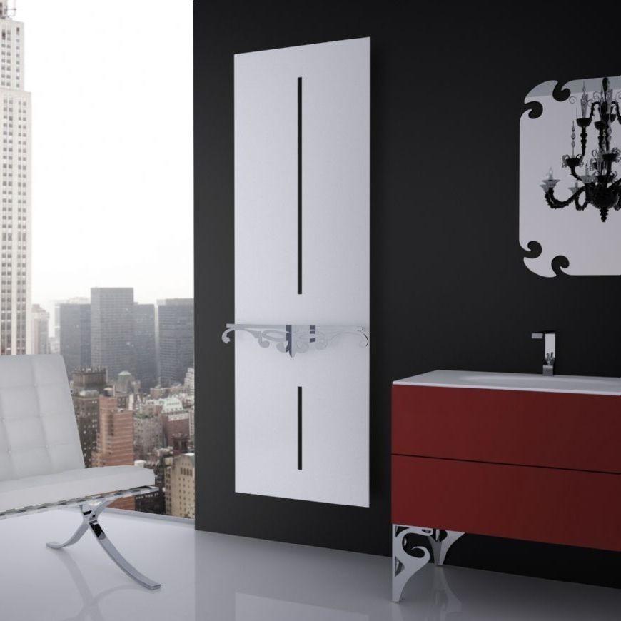 Sensationle Design Heizkörper für moderne Wohnzimmer für