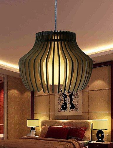 ShangYi 12W Vintage LED Andere Holz Bambus Pendelleuchten