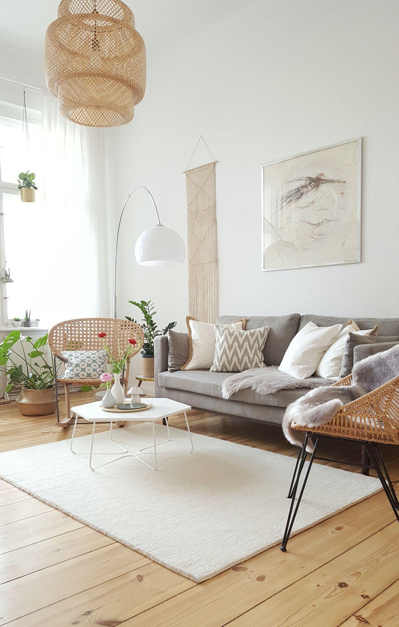 Skandinavisch Wohnzimmer