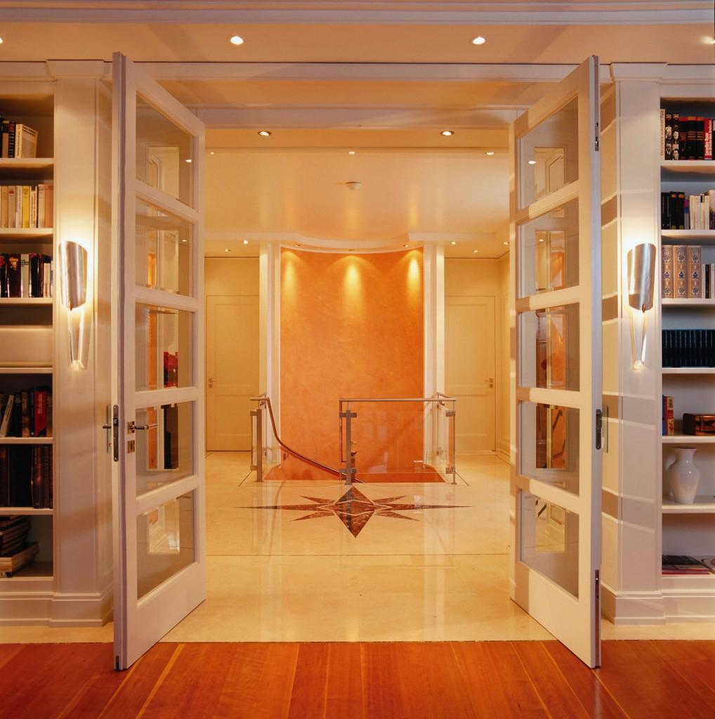 Sprossentüren elegante Türen mit viel Glas