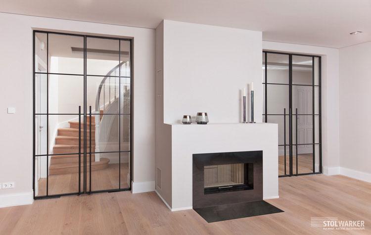 Stahl – Glas – Türen – Stahl Loft Türen