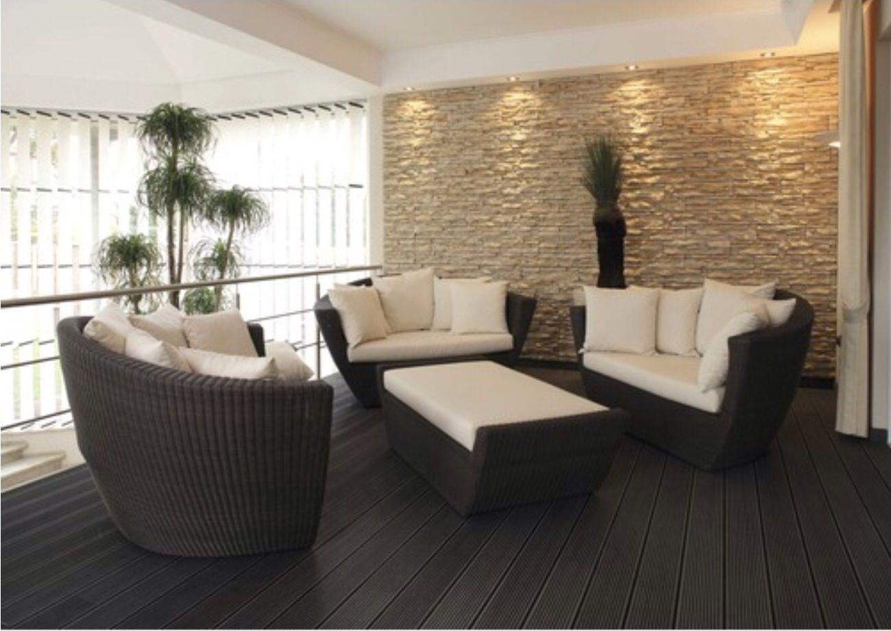 Steinwand Beleuchtung Interior Specialisations