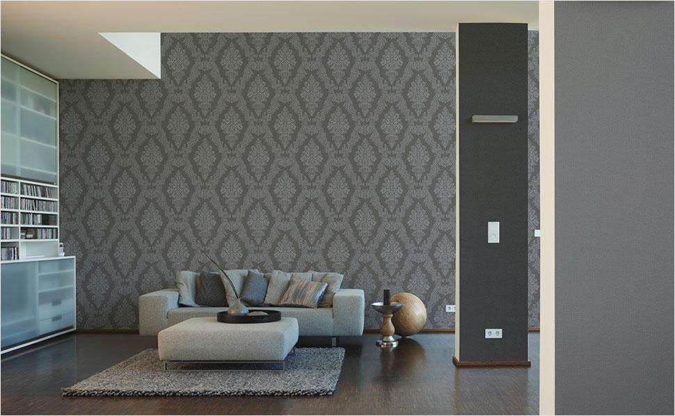 Tapeten fürs Wohnzimmer bei HORNBACH