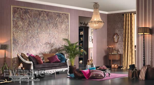 Tapeten mit orientalischem Touch – Bohemian AS Creation