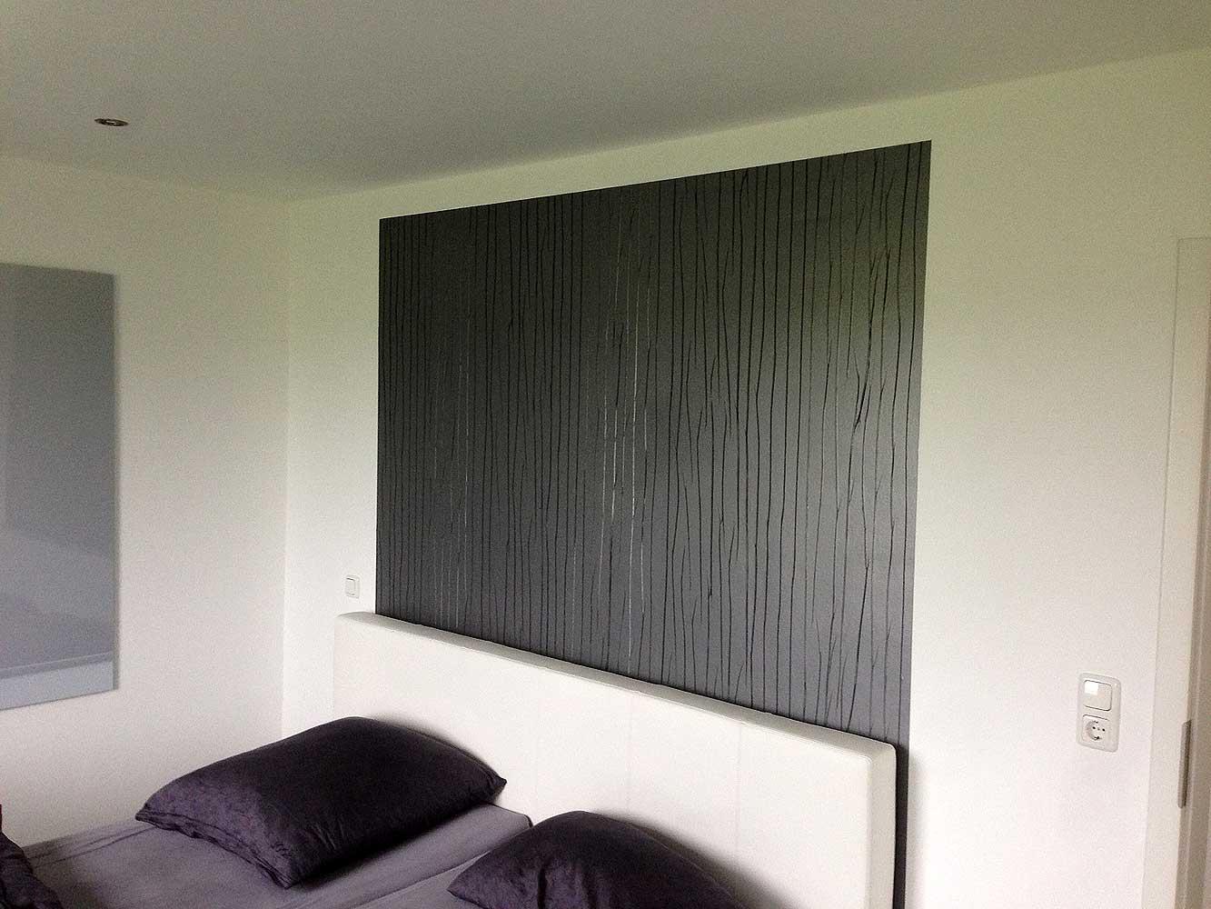 tapeten schlafzimmer grau – Deutsche Dekor 2018 – line