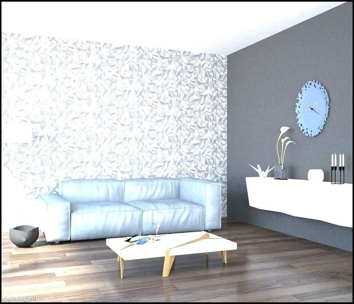 Tapeten Wohnzimmer Ideen Grau