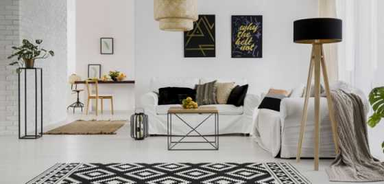 Trend Wohnzimmer Industrial Design Alter Und Neuer Trend