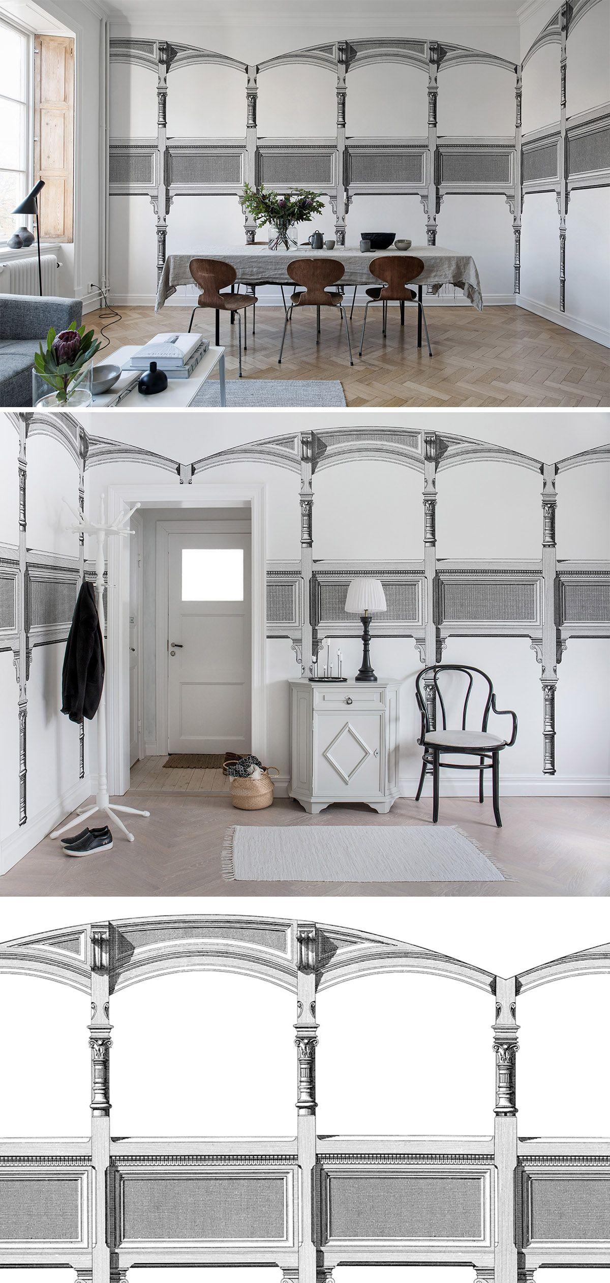 Vliestapete Wohnzimmer
