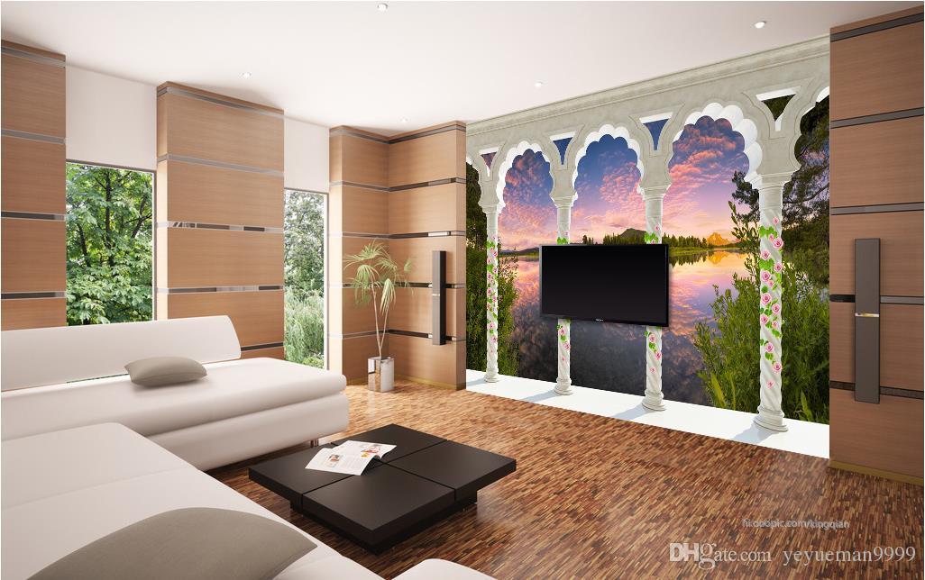 Wallpaper Wohnzimmer