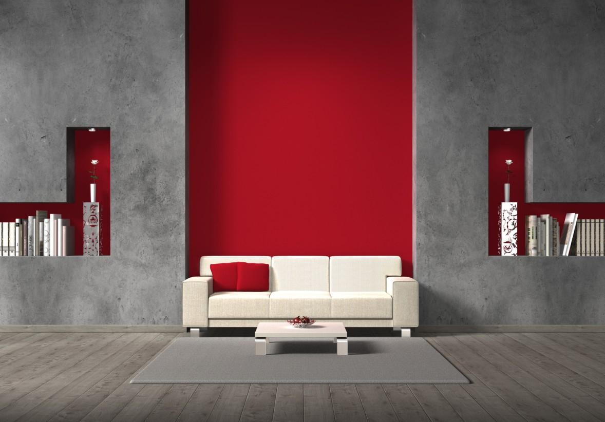 Wand streichen Wände richtig streichen leichtgemacht