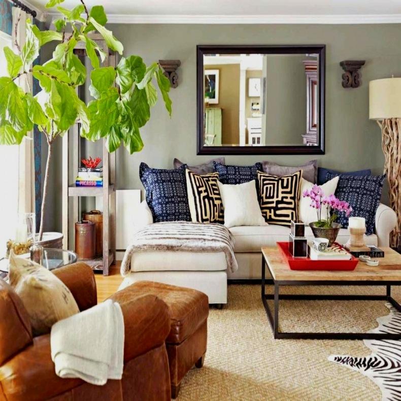 Wandfarben Ideen Wohnzimmer Design
