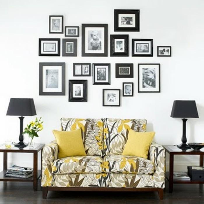 Wandgestaltung selber machen 140 unikale Ideen