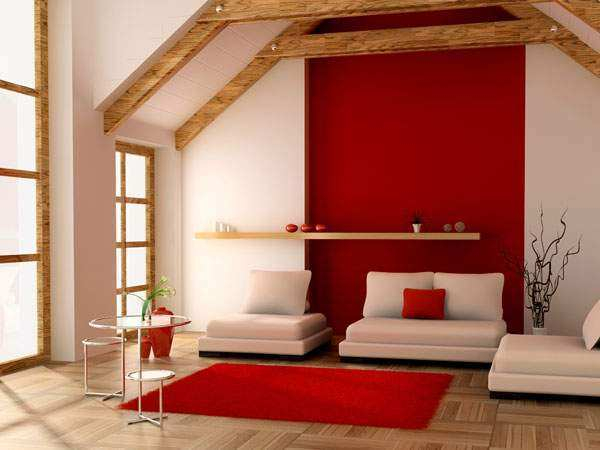 Wandgestaltung Wohnzimmer Beispiele WaterSoftnerGuide