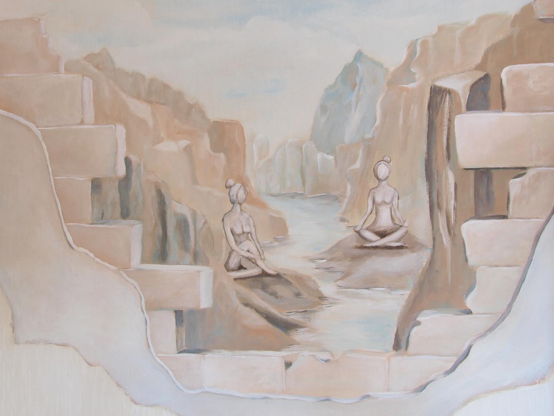 Wandmalerei Foto & Bild